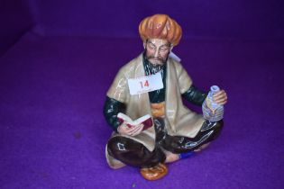 A Royal Doulton Figurine, Omar Khayyam HN2247