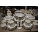 A part Royal Grafton 'Camille' dinner service, Tureens, tea pot ,plates and bowls amongst this lot.