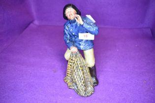 A Royal Doulton Figurine, Sea Harvest HN2257
