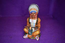 A Royal Doulton Figurine, The Chief HN2892