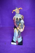 A Royal Doulton Figurine, The Jester HN2016