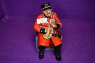 A Royal Doulton Figurine, Past Glory HN2484