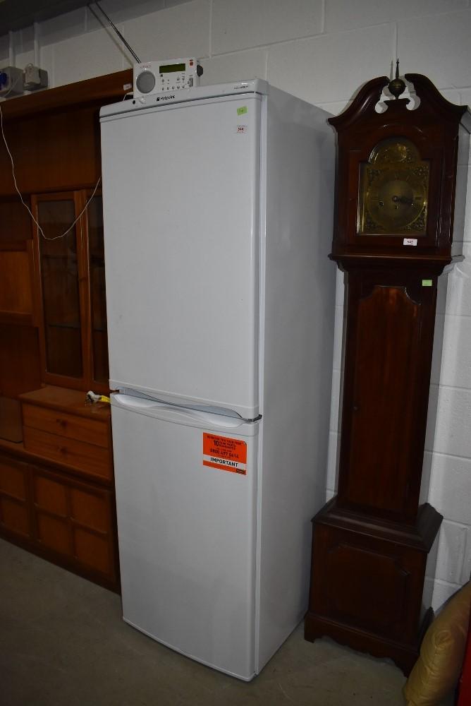A Hotpoint Aquarius fridge freezer