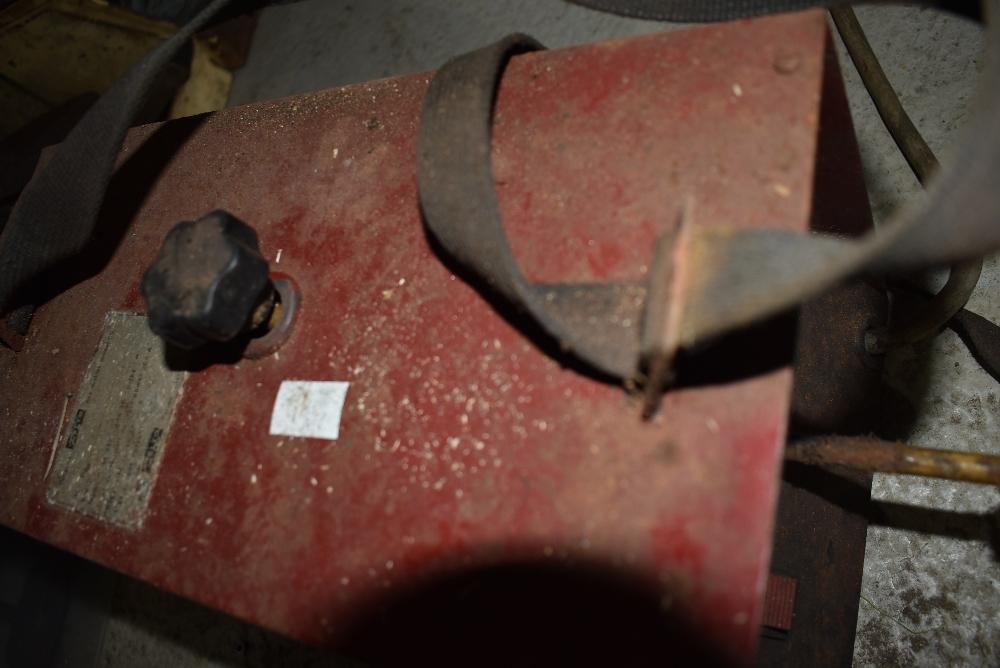 A Zelto arc welder and accessories