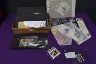 A collection of modern GB Mint Stamps and Mini Sheets on stock cards, approx face value £880
