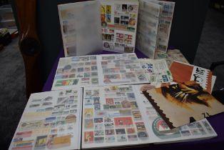 A box of Albums containing World Cinderella's, along with similar Ephemera