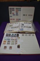 Two Albums of GB Mint & Used Stamps, George V onwards but mainly Queen Elizabeth along with one