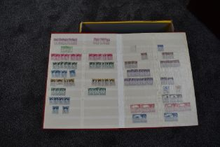 A box of GB used Stamps in 12 albums