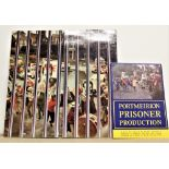A copy of the OST for Ron Grainer's cult tv show ' The Prisoner ' comes with booklet , inner and