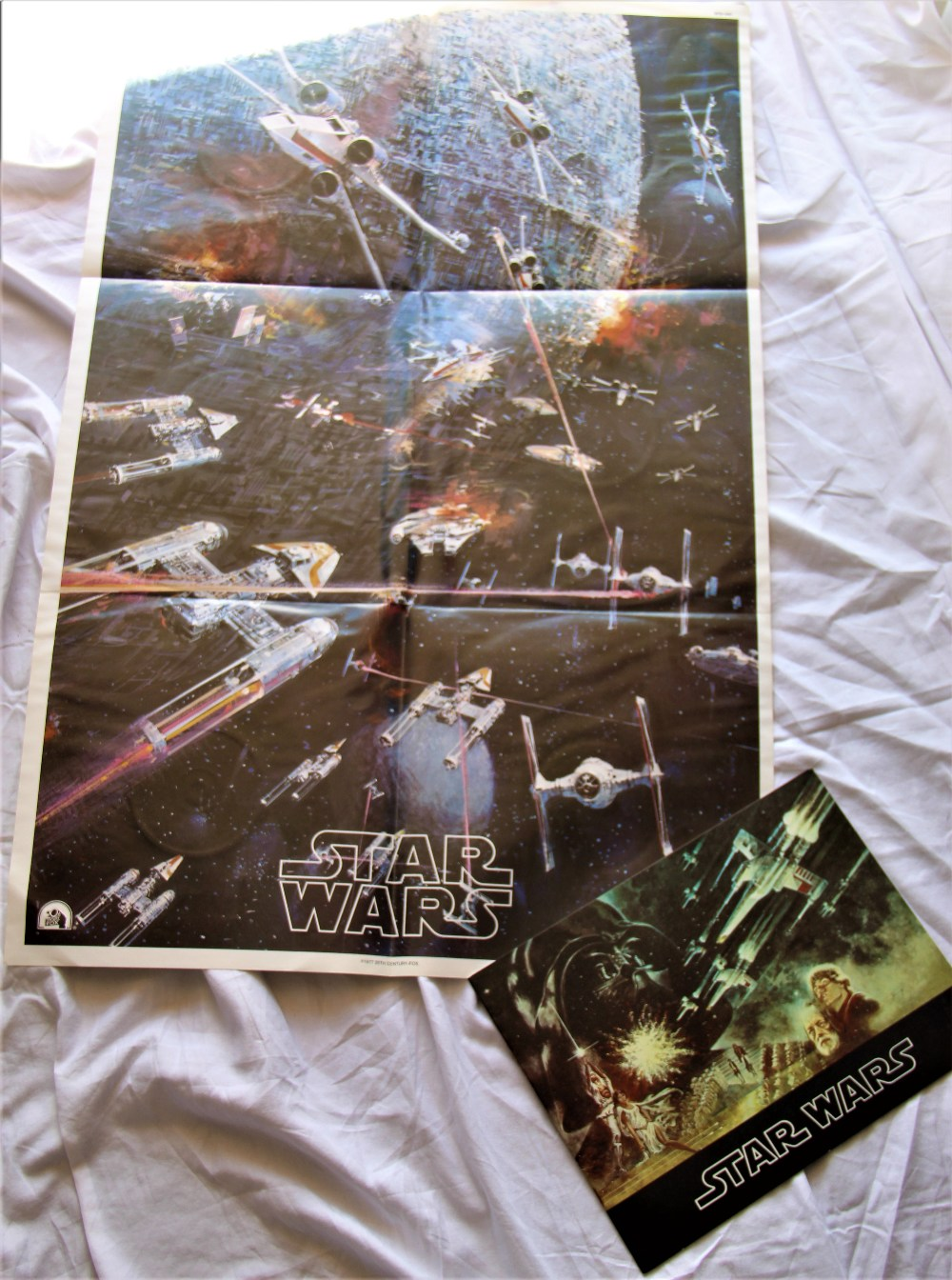 A Star Wars soundtrack with all inners / poster etc - Image 4 of 4
