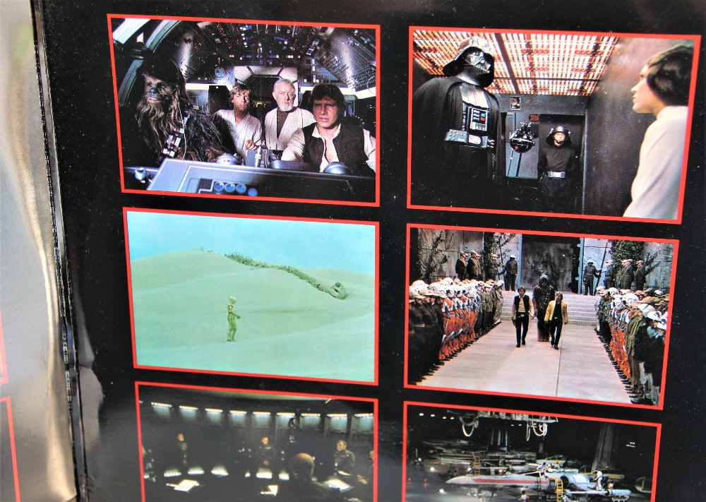 A Star Wars soundtrack with all inners / poster etc - Image 3 of 4