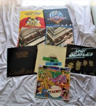 A lot of Beatles compilations and related albums