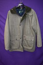 A Gents New Forest country tweed jacket, L.