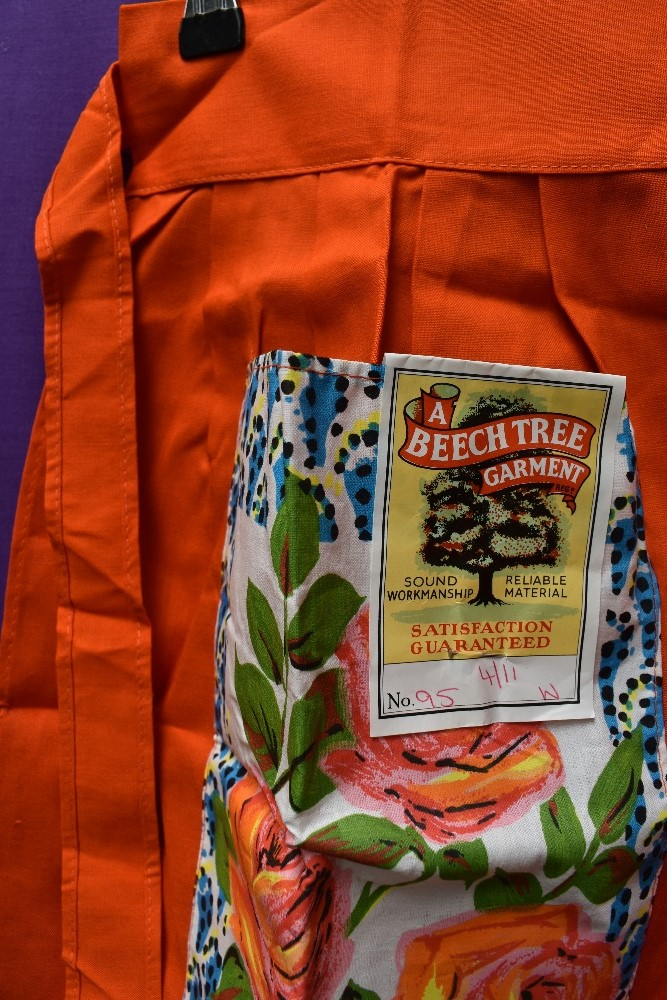 A lovely collection of aprons and overalls, some having original packaging and a lot appearing - Image 3 of 9