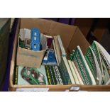 A selection of Haynes motor car instruction manuals and workshop guides including Mercedes and