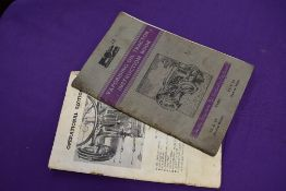 A vintage instruction manual for Vaporising Tractor Oilby Harry Fergusson