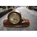 A mid century clock body