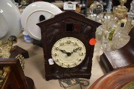A Russian made cuckoo clock
