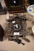 An Acctim quartz cuckoo clock