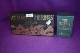Two set of fantasy story tapes for Lord of The Rings and The Hobbit