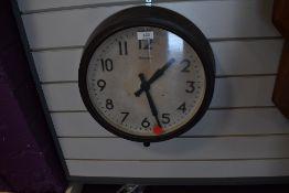 A Genalex electric Bakelite clock