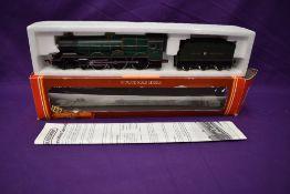 A Hornby 00 gauge 4-6-0 GWR Loco & Tender, King Edward I 6024, boxed R078