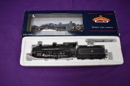 A Bachmann 00 gauge 2-6-0 Class N BR Loco & Tender 31862, boxed 31-161