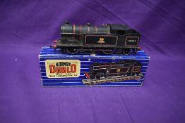 A Hornby Dublo 00 gauge BR 0-6-2 Tank Locomotive 69567 in original box EDL17