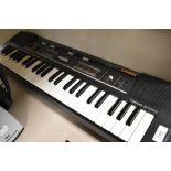 A vintage Casio keyboard Casiotone MT-200
