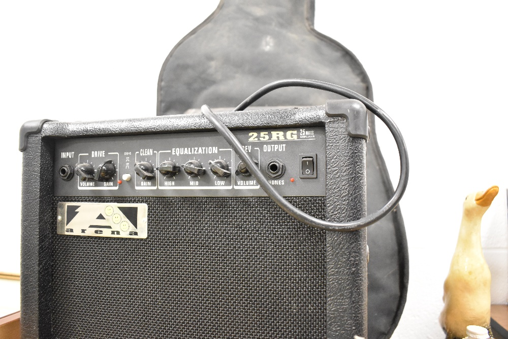 An Arena 25W practice amp