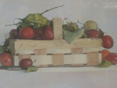 A pair of Ltd Ed prints, after Ian Parker, still life, signed, numbered 454/500, 33 x 35cm, plus