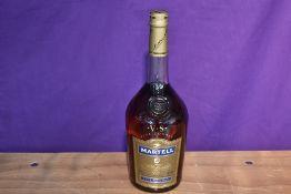 A bottle of Martell VS Fine Cognac, 40% 1L