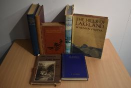 Local History and related. A small selection. Includes; W. Heaton Cooper - The Lakes, 1970 2nd