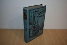 The Strand Magazine. Edited by Geo. Newnes. Volume III, 1892, Jan-Jun. Original blue cloth. Inner-
