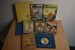 Children's. A small selection. Includes; Ameliaranne story books. (9)
