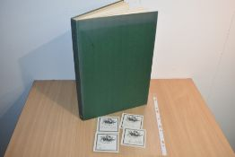 Cricket. The Noblest Game: A Book of Fine Cricket Prints. London: 1969. Standard edition. With