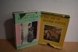 Beatrix Potter. Linder, Leslie - The Journal of Beatrix Potter 1881-1897. 1966, 1st. With; The Art