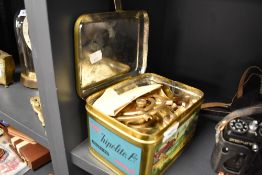 A vintage brass paraffin burner for camping etc by Casa Hipolito