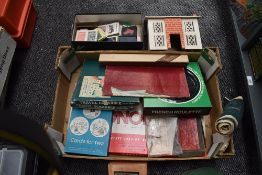 A selection of Board and Card Games including Travel Scrabble, Monopoly, Bobs Yr Uncle, Old Maid,