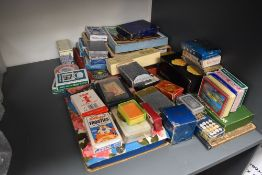 A selection of vintage Playing Cards including Kelloggs Frosties, Coronation Street etc, Jigsaws and