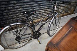 A Raleigh Pioneer push bike, model Jaguar 12 (SiS Shimano)