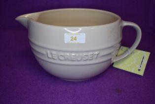 A Le Creuset 2 litre mixing jug