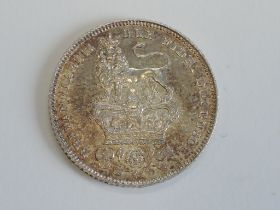 A George IV 1829 Silver Sixpence