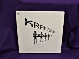 A Kraftwerk long out of print box set ' Minimum Maximum ' four albums in this set - condition is