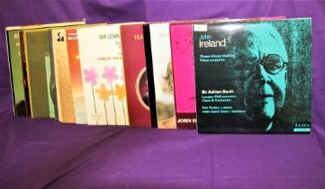 A lot of twenty five classical albums with some rare titles amongst this selection - all in VG+ or