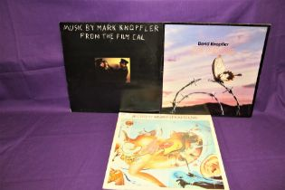 A lot of Dire Straits and related records with film soundtracks