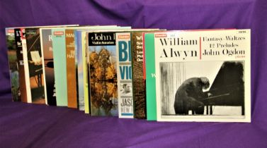 A lot of twenty five classical music albums in excellent condition with some sought after titles