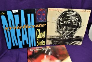 A lot of three album by American Underground Guitar band ' the Dream Syndicate '