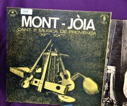 A fifteen album of World Music sounds - the market for world music records is starting take off ,