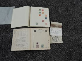 Two albums of World Stamps, mint & used, good Commonwealth seen